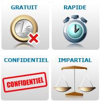 Rachatdecredit-enligne.fr : Pourquoi comparer ? Gratuit - Rapide - Confidentiel - Impartial